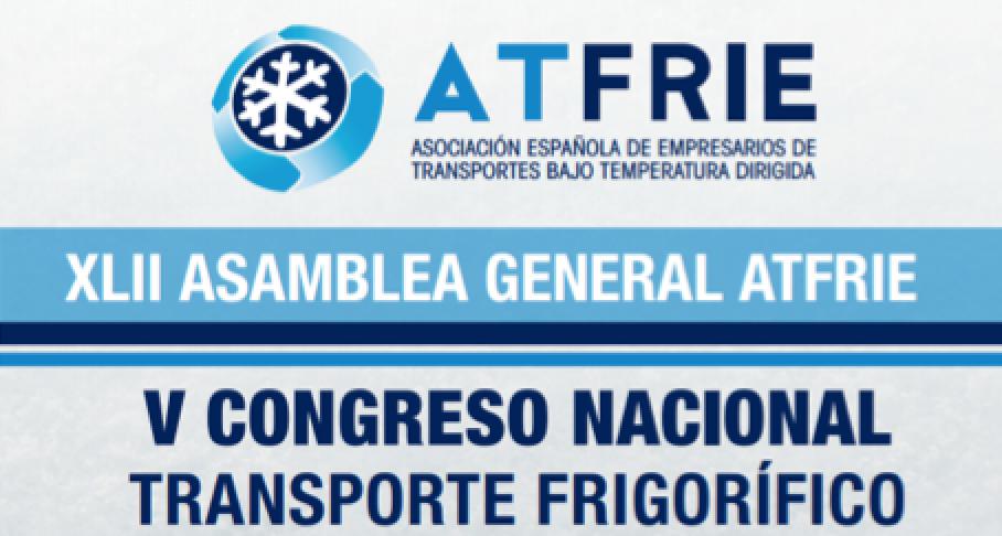 V Congreso Nacional Transporte Frigorífico