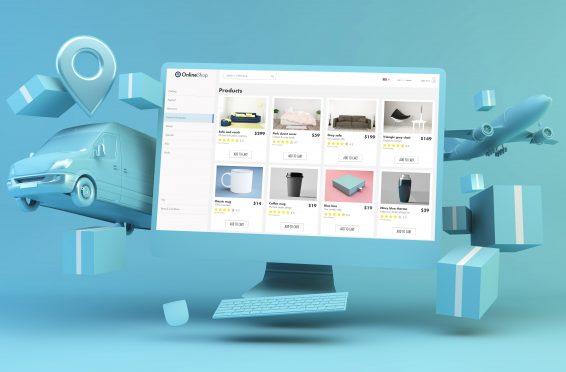 logística online ecommerce